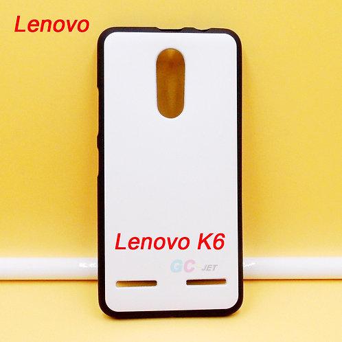 Lenovo K6 tpu flexible phone case printable for printers