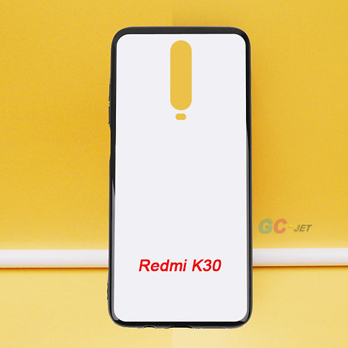 Xiaomi Redmi K30 blank printable soft tpu phone cover case