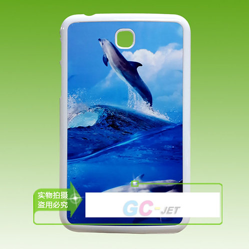 Samsung Galaxy P3200 blank 3d sublimation phone case for heating transfer machin