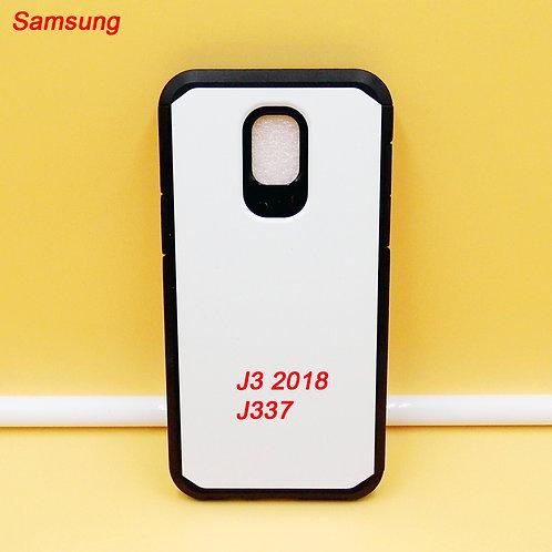 Samsung galaxy J3 2018 / J337 blank armor case for custom printing