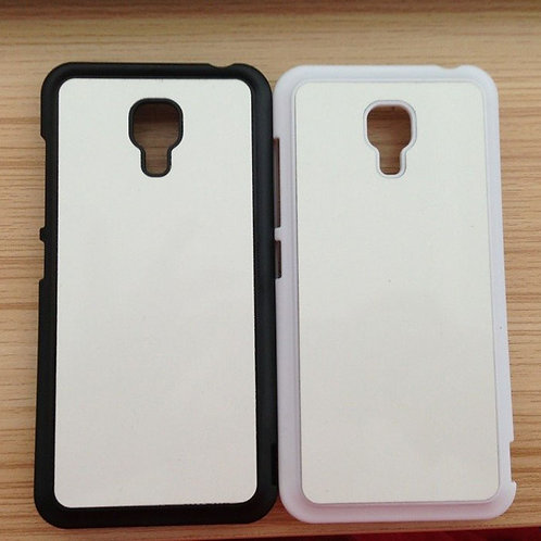 Xiaomi 2A blank 3D sublimation phone case for heat transfer picture