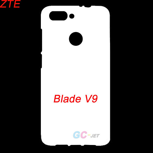 ZTE Blade V9 blank phone case white printable