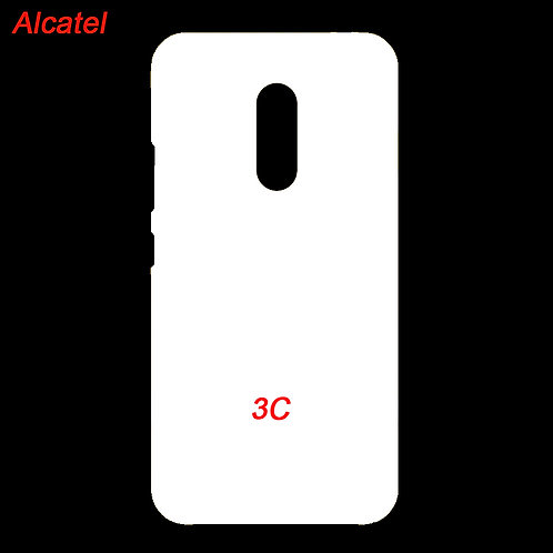 Alcatel 3C blank cell phone case for uv printers eco solvent printer
