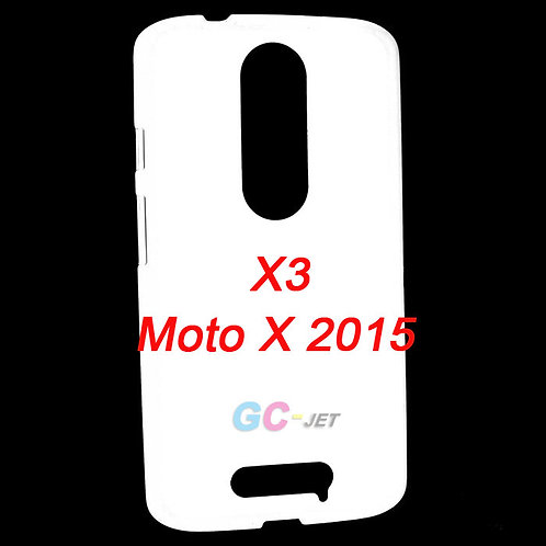 Moto X 2015 / X3 blank printable cell phone cases