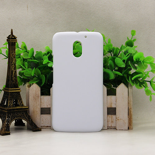 Moto E3 blank 3d sublimation mobile phone cover case