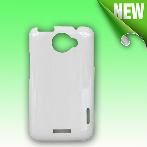 HTC ONE X 3d sublimation phone cover case for photo transfer