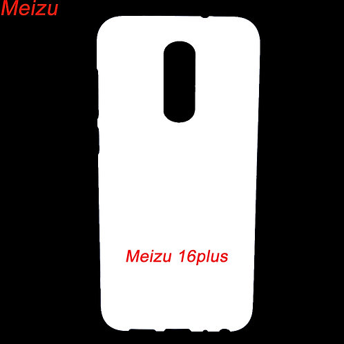 Meizu 16 plus blank printable cell phone cover