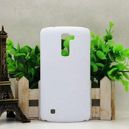 European LG K10 blank 3d sublimation phone cover case