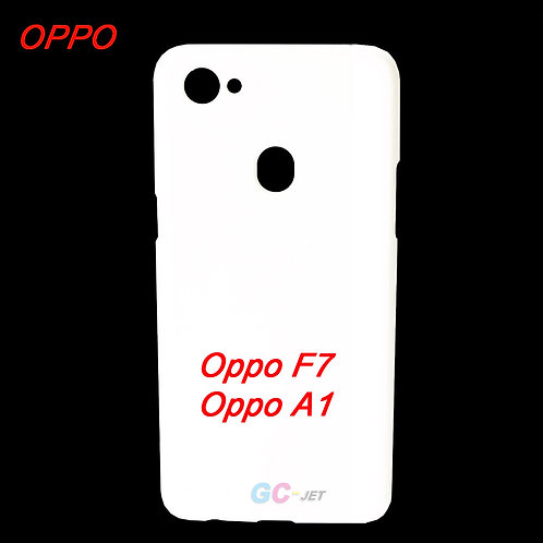 OPPO F7 mobile cover case for printing picture