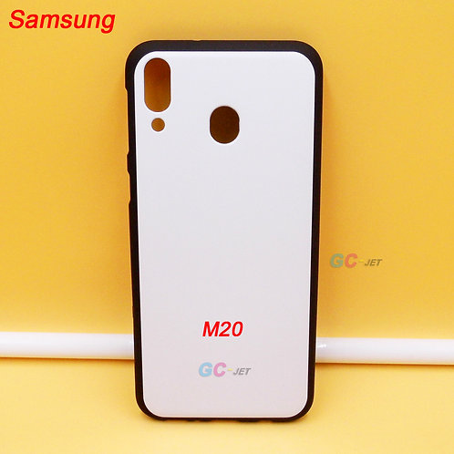 Galaxy M20 tpu cell phone case for custom printing picture