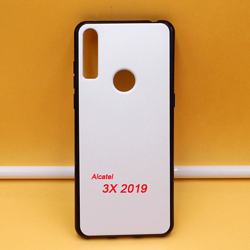 Printable soft cell phone case for Alcatel 3X 2019