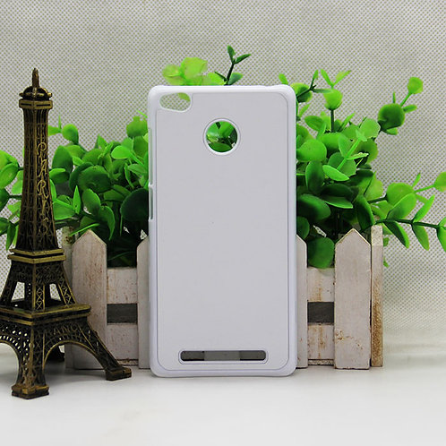 Xiaomi Redmi 3S Prime 3D sublimation phone case for heat transfer picture