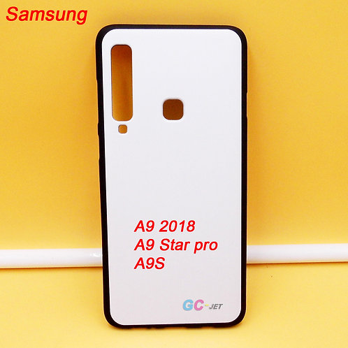 Galaxy A9 2018 / A9 Star / A9S pro soft rubber tpu phone case printable blanks