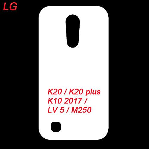 LG K20 / K20 plus / K10 2017 / LV 5 / M250 blank printable phone case