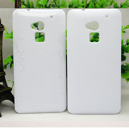HTC ONE max blank 3d sublimation plastic white cover case