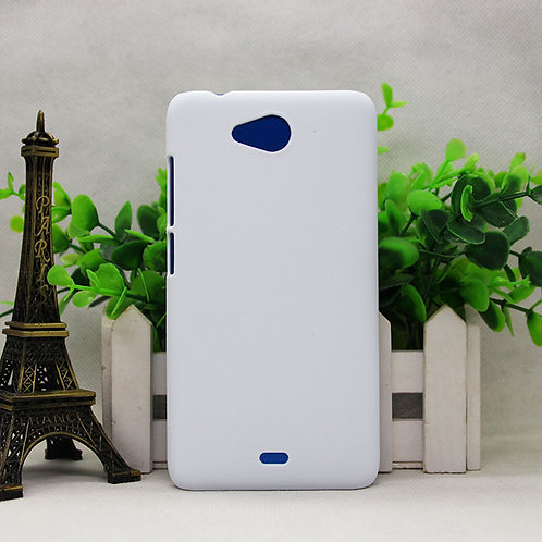 Micromax canvas play Q355 blank 3d sublimation mobile phone cover case