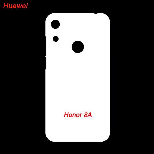Huawei honor 8A printable plastic phone case
