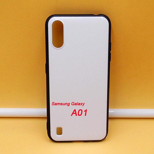 printable tpu soft phone case for Samsung Galaxy A01