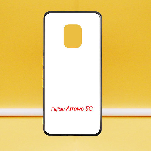 For Fujitsu Arrows 5G blank printable soft phone case