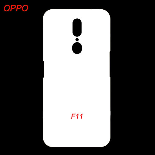 Oppo F11 blank printable phone case for printing machines