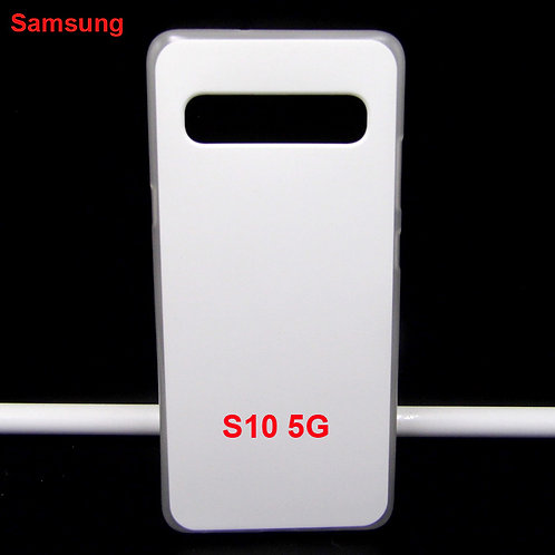 Galaxy S10 5G flexible tpu phone case for uv printers / eco solvent printers