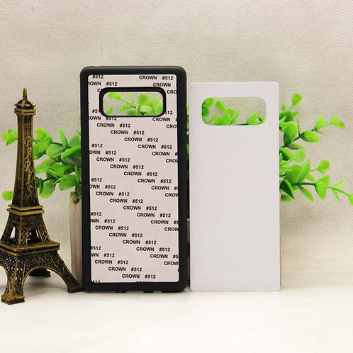Samsung Galaxy Note8 blank 3d sublimation tpu silicone soft phone case for pictu