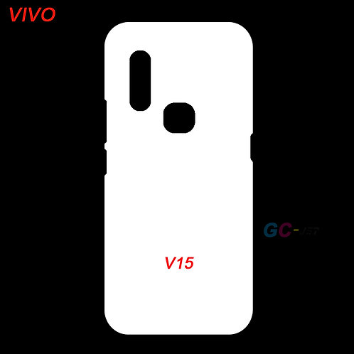 Vivo V15 blank printable phone cover case