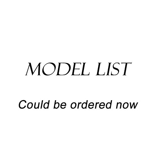 Model list ( click to see )