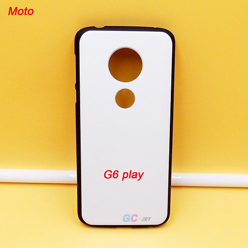 Moto G6 play soft tpu phone case for eco solvent printers printing