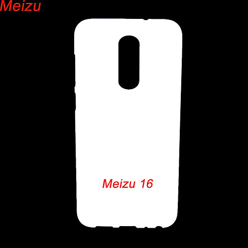 Meizu 16 blank cell phone case printable for printers