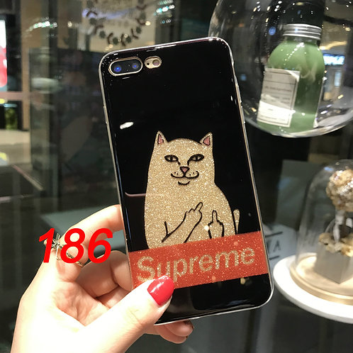iPhone shimmering soft tpu case 186 187