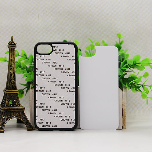 iphone 8 blank 3d sublimation tpu silicone soft phone case for picture heat tran
