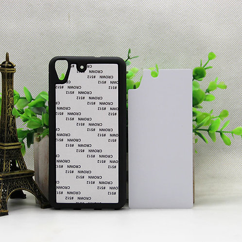 Huawei Y6 blank 3d sublimation tpu silicone soft phone case for heat transfer pi