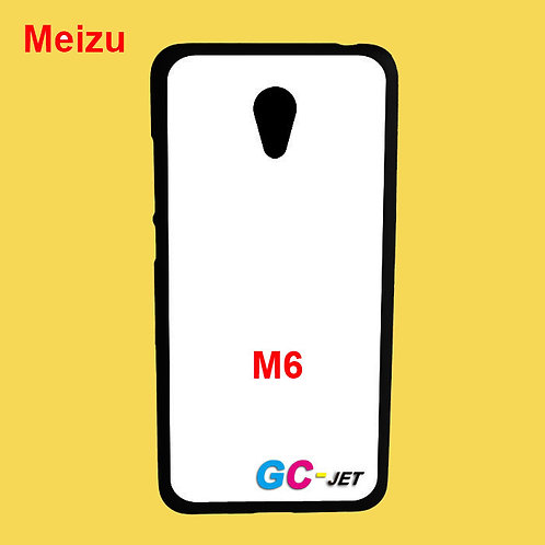 Meizu M6 tpu phone case for eco solvent printers uv printers