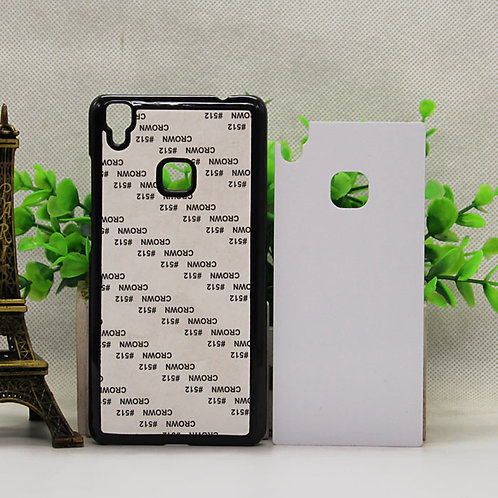 Vivo V3 Max blank 3D sublimation phone case for heat transfer picture