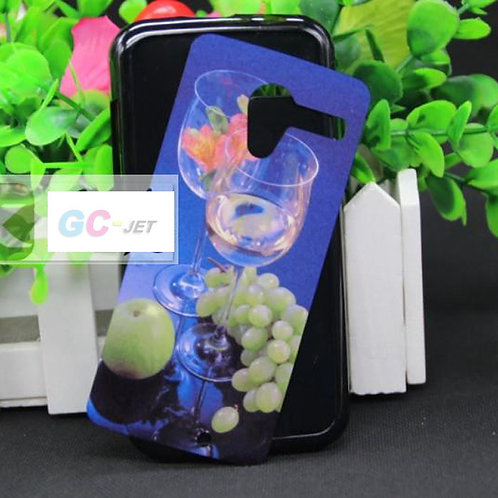 Moto X blank 3D sublimation phone case for heat transfer picture