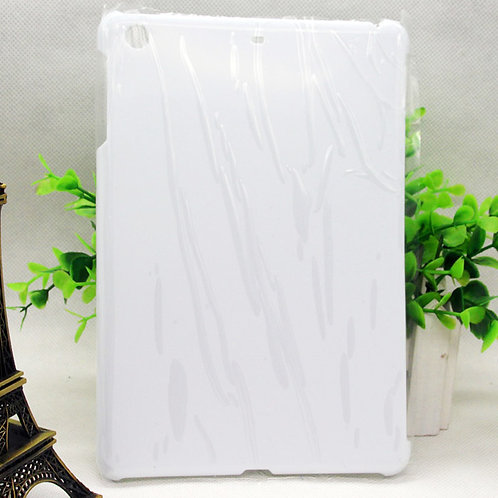 iPad mini 1 2 3 blank 3d sublimation tablet cover case for heating transfer phot