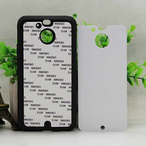 HTC 10 EVO HTC bolt blank 3d sublimation vacuum heating tpu soft phone case