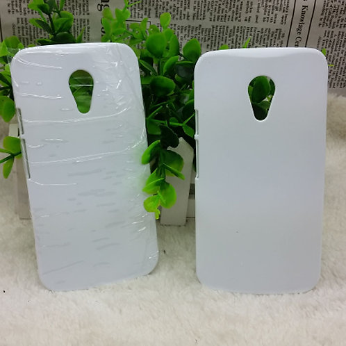 Moto G2 blank 3d sublimation mobile phone cover case