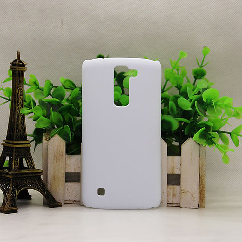 LG K7 blank 3d sublimation cell phone cover case for photo transfer