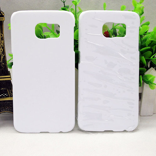 Samsung Galaxy S6 blank 3d sublimation phone cover case for picture transfer
