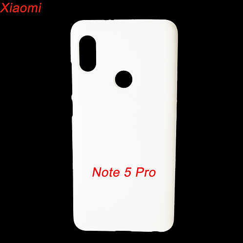 Xiaomi Redmi Note5 pro cell phone cover printable blanks