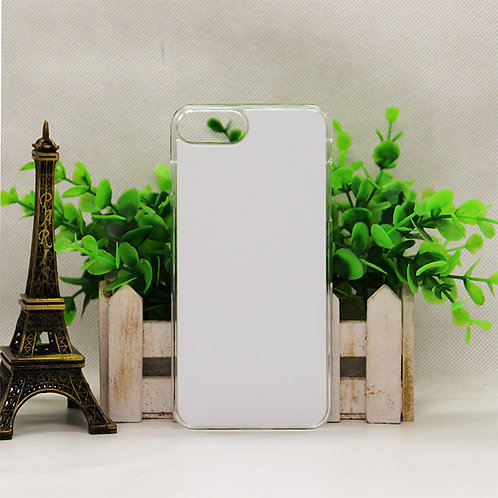 iphone 8 plus blank 3D sublimation phone case for heat transfer picture