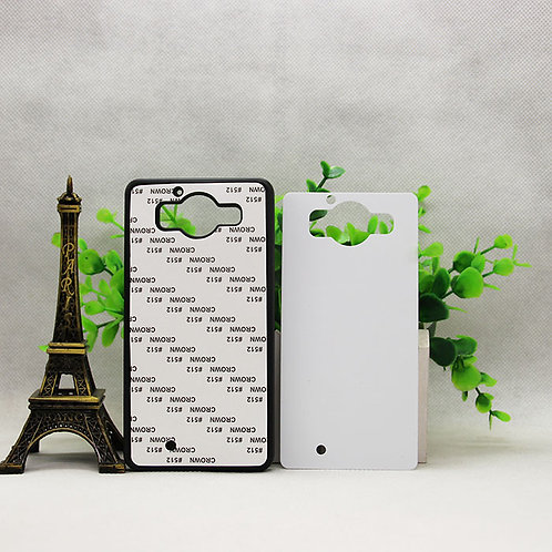 Nokia 950 blank 3d sublimation tpu silicone soft phone case for picture heat tra