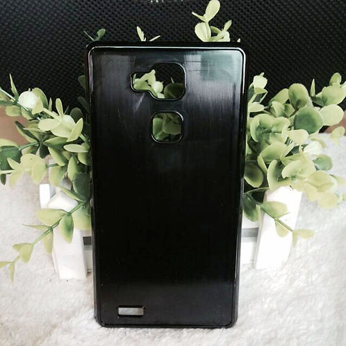 Huawei mate 7 plastic phone case for 3d sublimation heat transfer photo