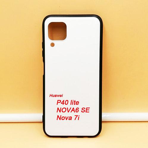 Huawei soft printable phone case for P40 lite / NOVA6 SE / Nova 7i