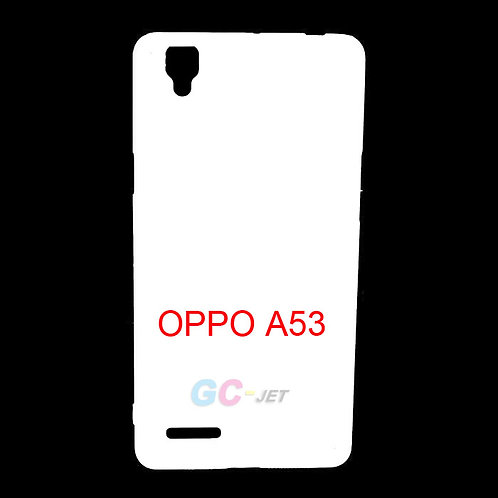 Oppo A53 blank mobile case for customized prinitng