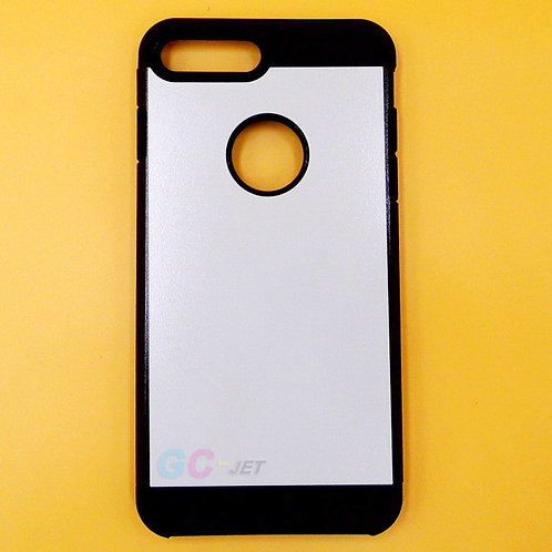 iPhone 7 / 8 plus blank armor mobile case for custom printing