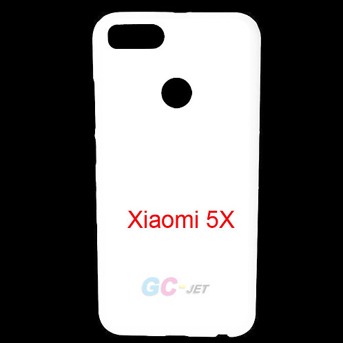 Xiaomi 5X blank printable phone case for printers