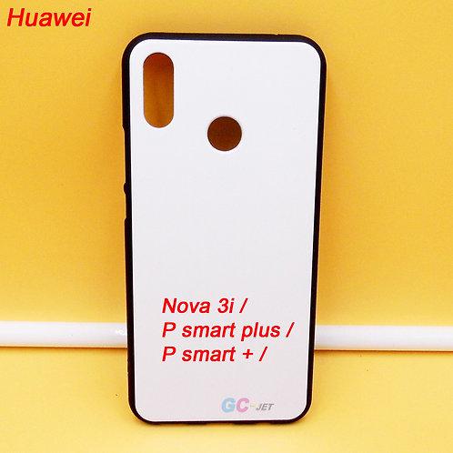 Huawei Nova 3i / P SMART plus tpu soft cell phone case printable blank